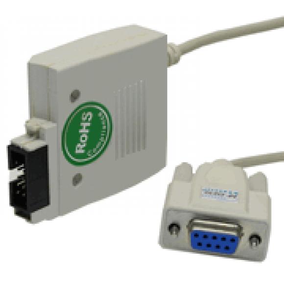 Кабель для соединения контроллера серии FAB с ПК (COM)