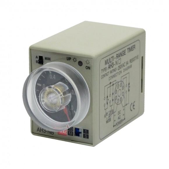 Реле времени AH3-NB-24VDC