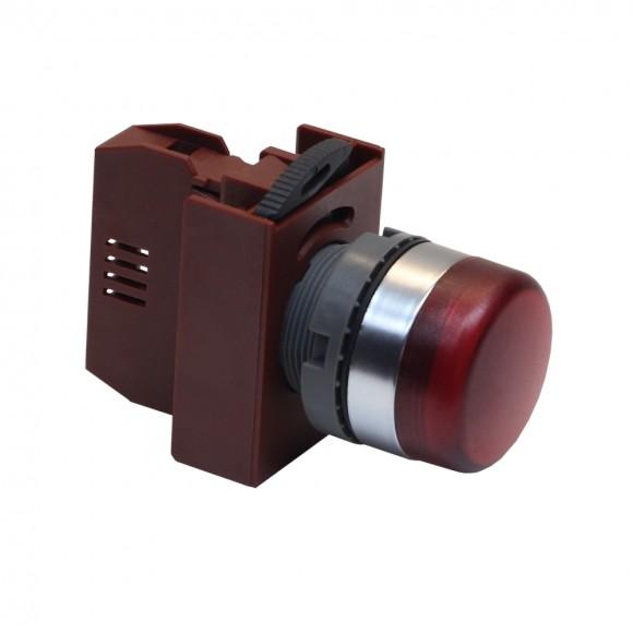 C2LIF R 220V Индикаторная лампа красная