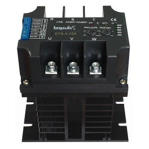 Трехфазные регуляторы мощности с фазовым управлением