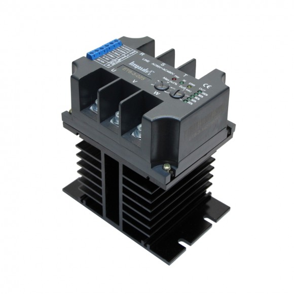 Трехфазные регуляторы мощности с фазовым управлением ET6-3-25