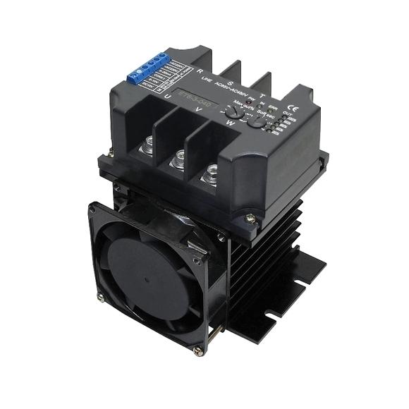 Трехфазные регуляторы мощности ET6-3-40