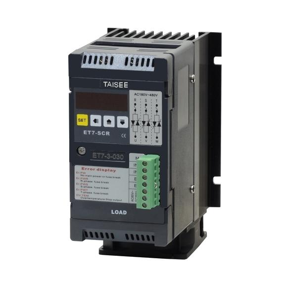 Трехфазные регуляторы мощности ET7-3-30