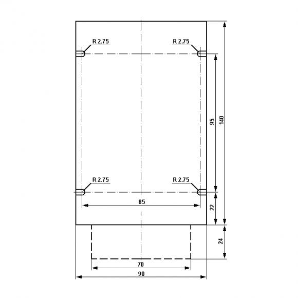Однофазные цифровые регуляторы мощности ET7-1-30