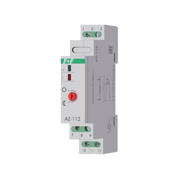 Автомат светочувствительный AZ-112 на Din-рейку