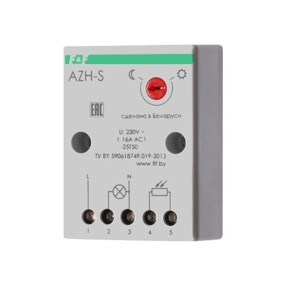 Автомат светочувствительный AZH-S ПЛЮС