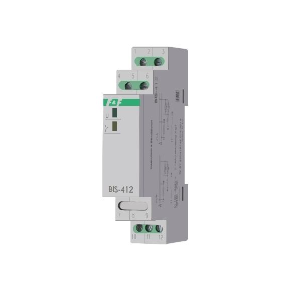 Реле импульсное (лестничный автомат) BIS-412