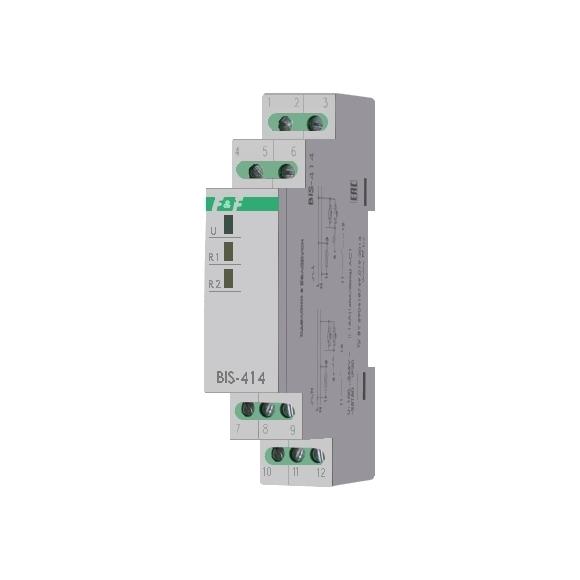 Реле импульсное (лестничный автомат) BIS-414