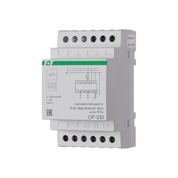 Фильтр помехоподавляющий сетевой OP-230