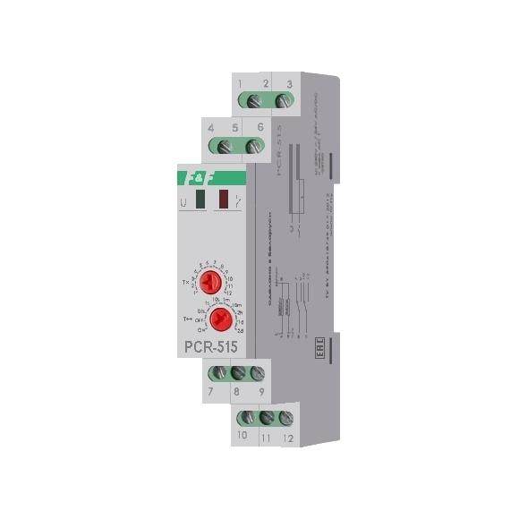 Реле времени PCR-515 на Din-рейку
