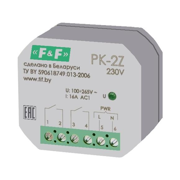 Промежуточное реле PK-2Z-230