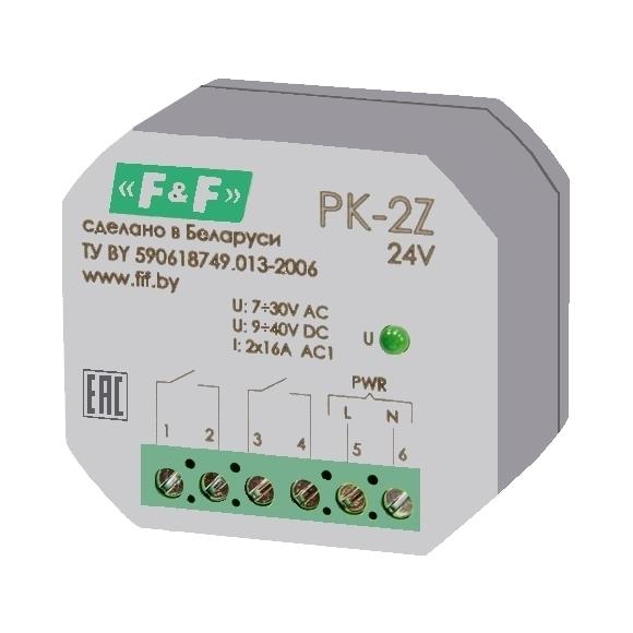 Промежуточное реле PK-2Z-24