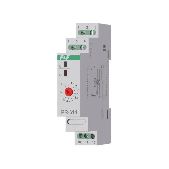 Реле тока приоритетное PR-614 на Din-рейку