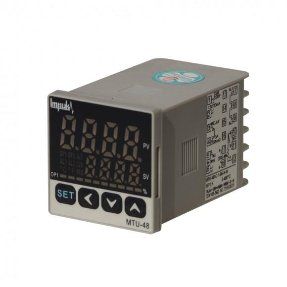 MTU-48 Температурные контроллеры