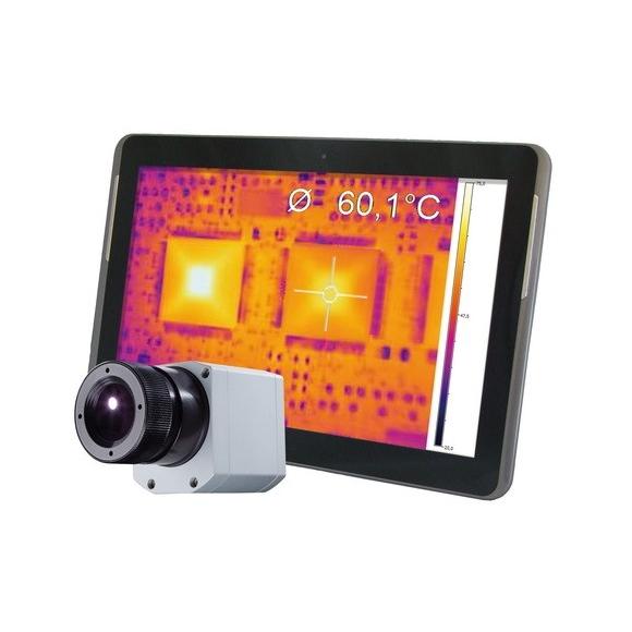 Инфракрасная камера Optris PI 640