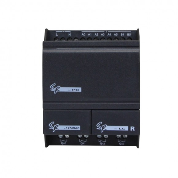 Программируемые логические контроллеры SR-12MRAC
