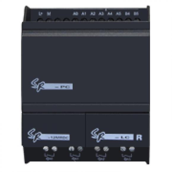 Программируемые логические контроллеры SR-12MRDC