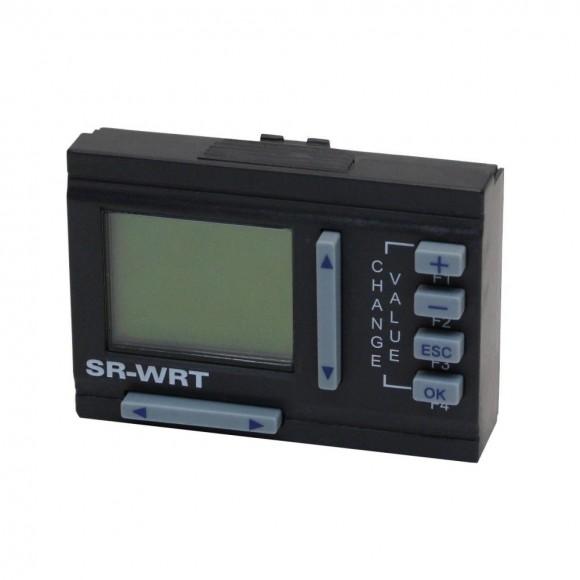 Панель программирования для контроллера серии SR SR-WRT