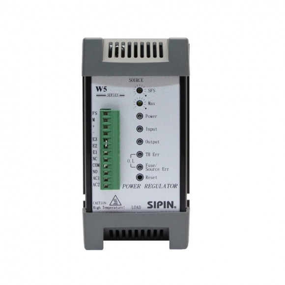 Однофазные регуляторы мощности W5SP4V030-24JTF