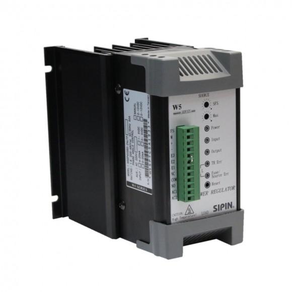 Однофазные регуляторы мощности с коммутацией при переходе тока через ноль W5SZ4V080-24C