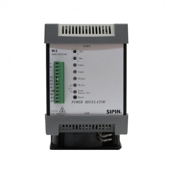 Трехфазные регуляторы мощности с коммутацией при переходе тока через ноль W5ZZ4V100-24C