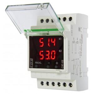 Реле контроля температуры и влажности