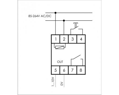 PCZ-531A10. Схема подключения