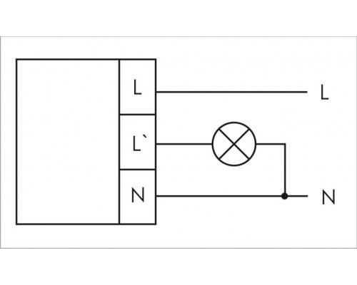 DR-08. Схема подключения
