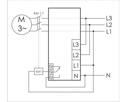 AZD. Схема подключения
