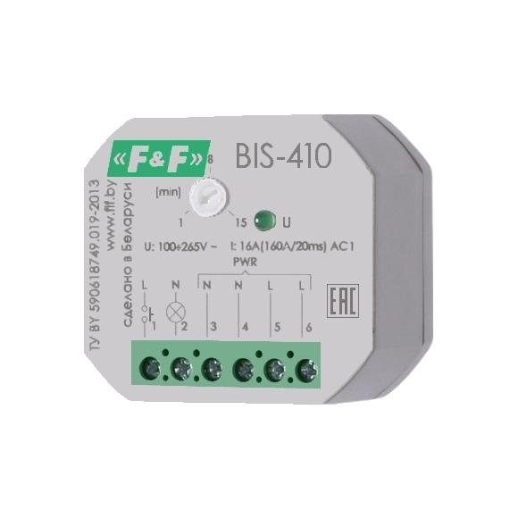 Реле импульсное (лестничный автомат) BIS-410i