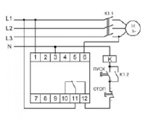 RKI. Схема подключения