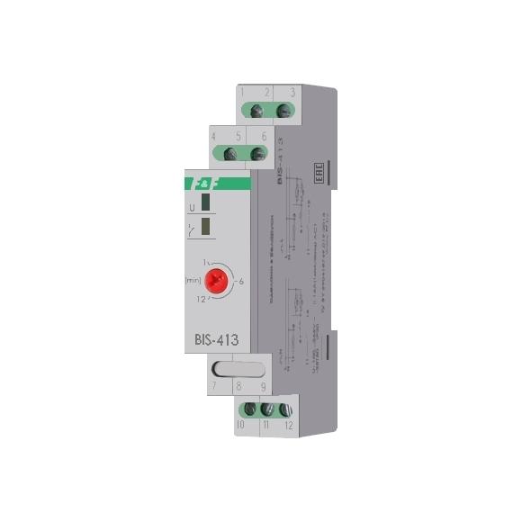 Реле импульсное (лестничный автомат) BIS-413