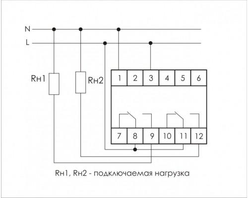 PCA-514. Схема подключения