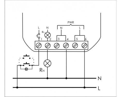 BIS-408i. Схема подключения