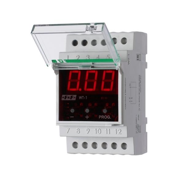 Индикатор тока однофазный WT-1 на Din-рейку