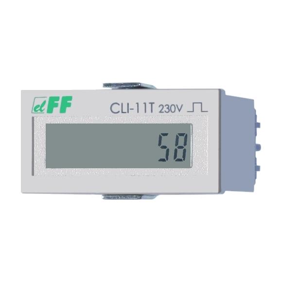 Счетчик импульсов CLI-11T 230V