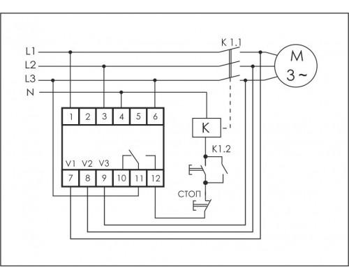 CKF-2BT. Схема подключения