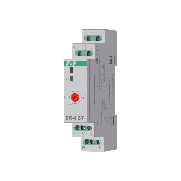 Реле импульсное (лестничный автомат) BIS-412-T