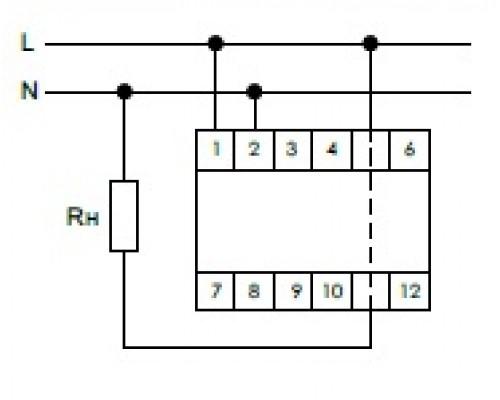 WM-1. Схема подключения