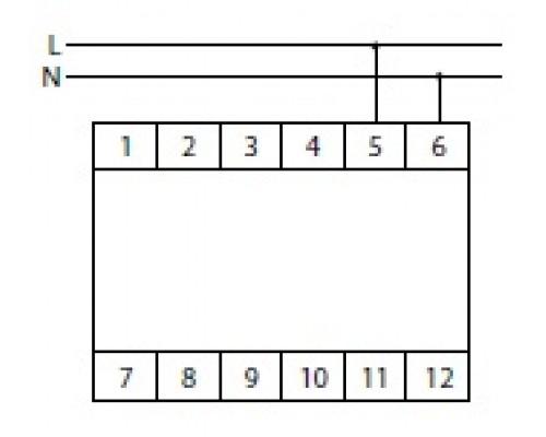 WN-1. Схема подключения