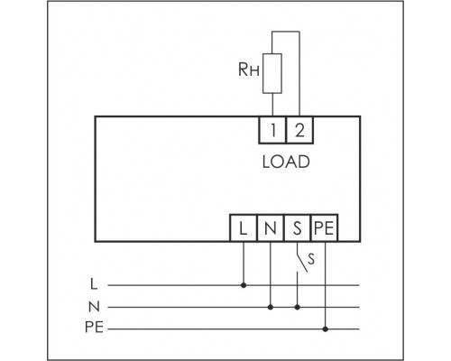 SCO-816D. Схема подключения