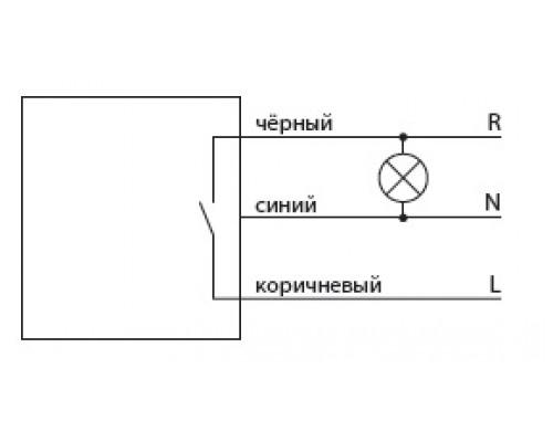 DR-05 (B/W). Схема подключения
