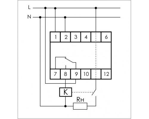 OM-1-3. Схема подключения