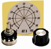 Переменный резистор VR-RV-24YN-B103